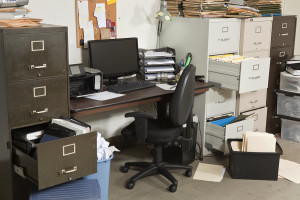 Clutter Lowers Productivity