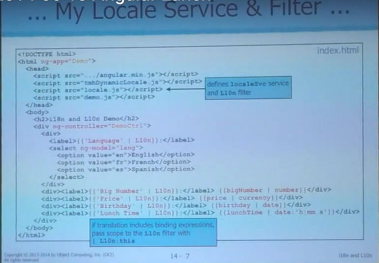 Localization in AngularJS - The Oasis Digital BlogThe Oasis
