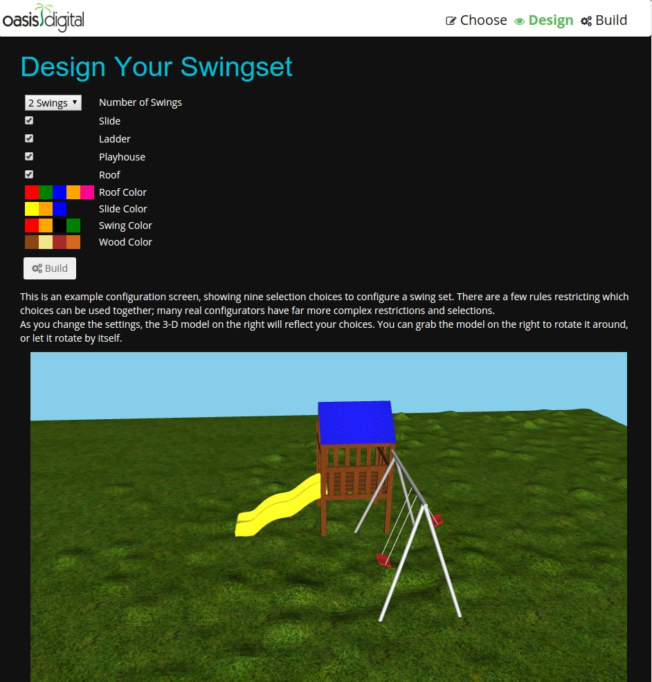 Creating a 3D Configurator with ThreeJS