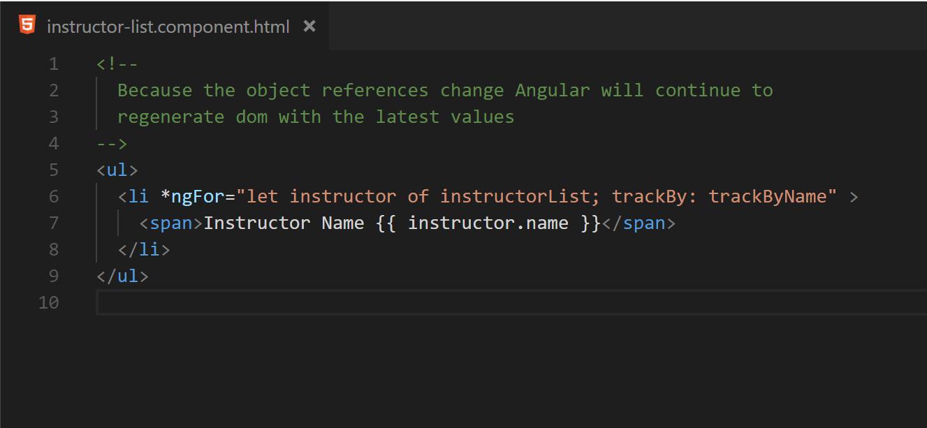 Angular Runtime Performance Guide - The Oasis Digital